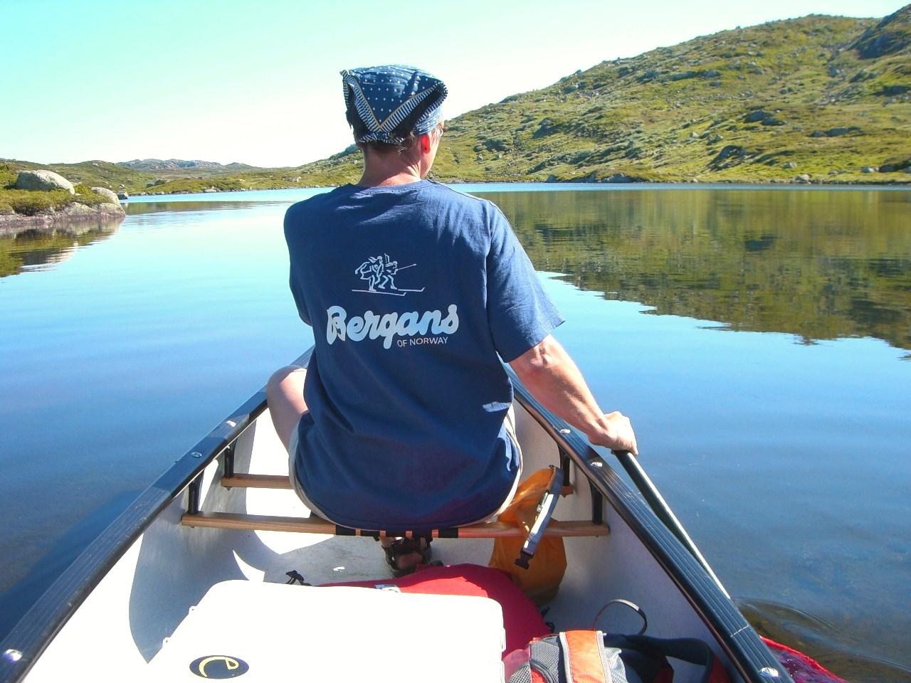 3 Canoeing I