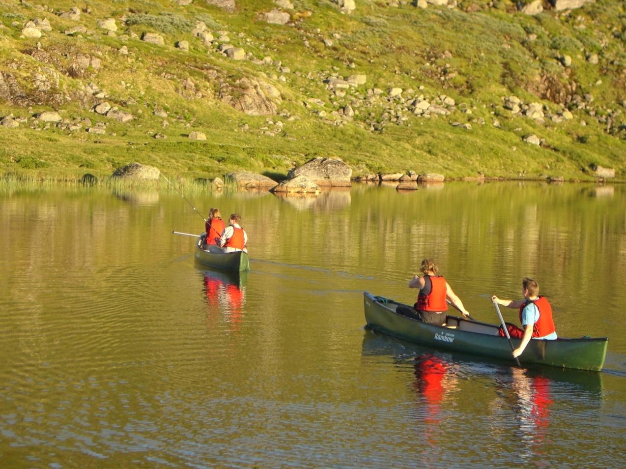 3 Canoeing II