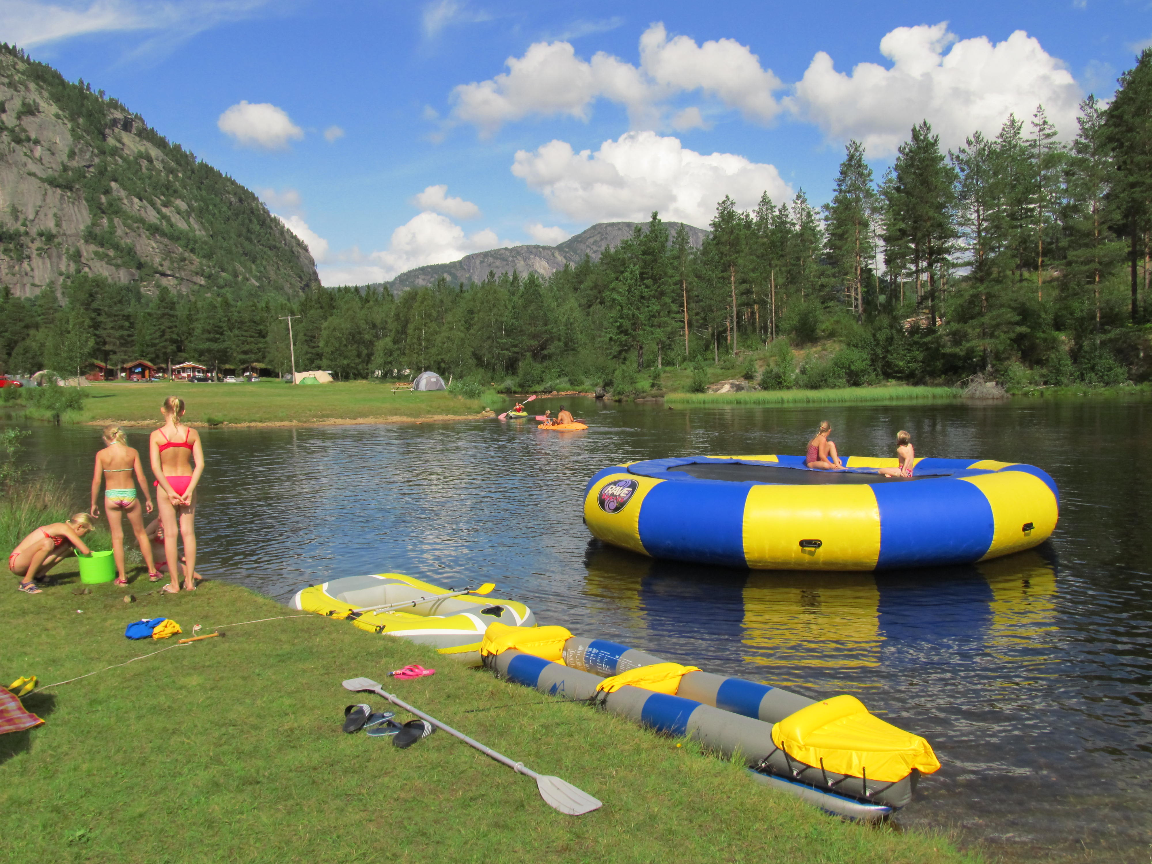 3 Water trampoline I